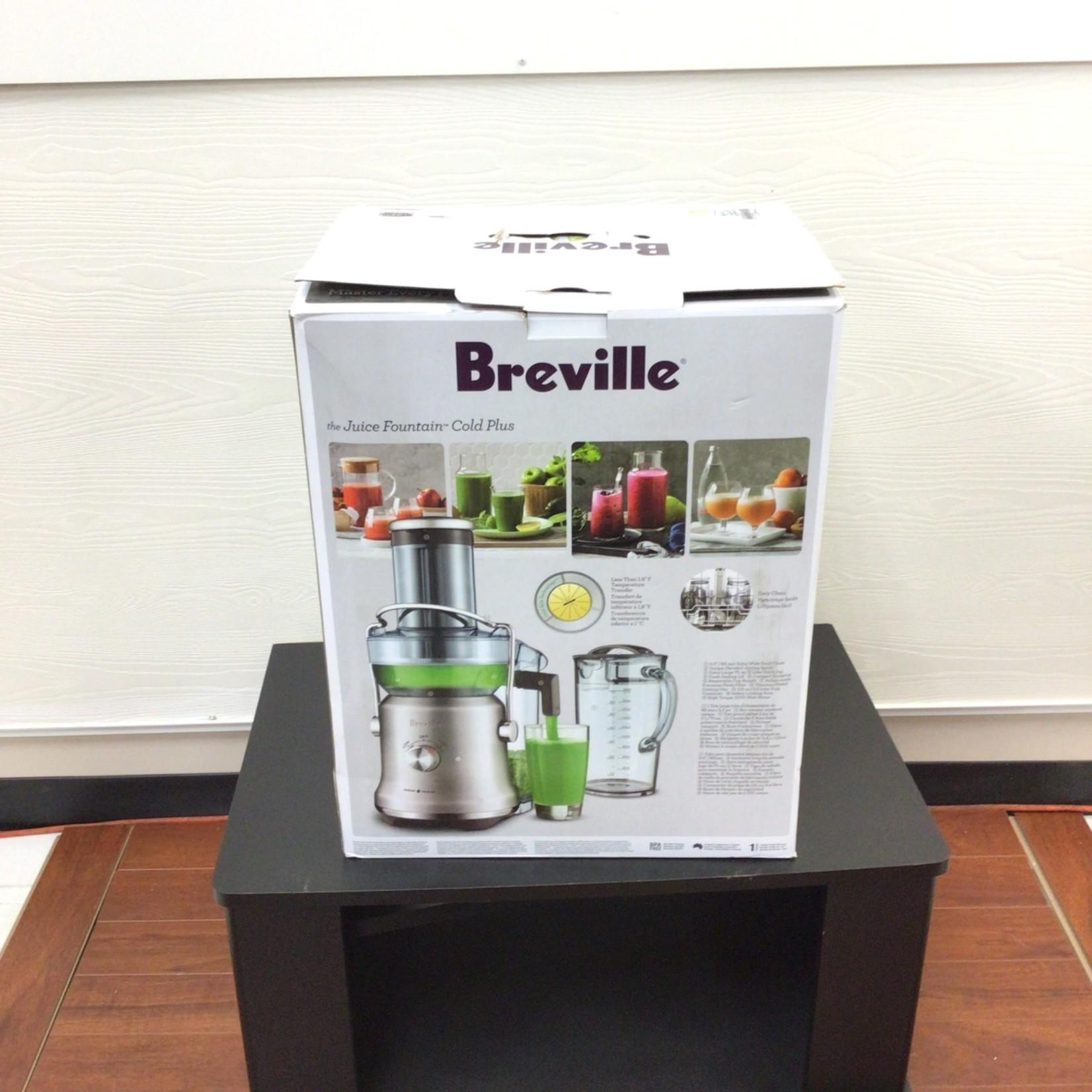 Breville Juice Fountain Plus