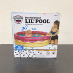 Frosted Donut Inflatable Pool