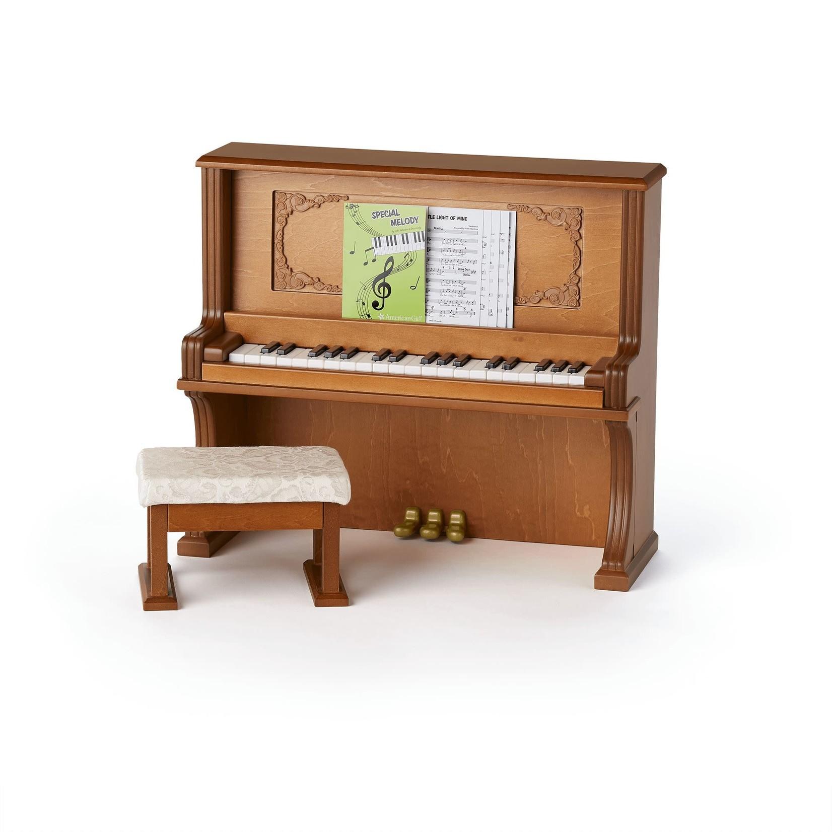 Melody's Upright Piano