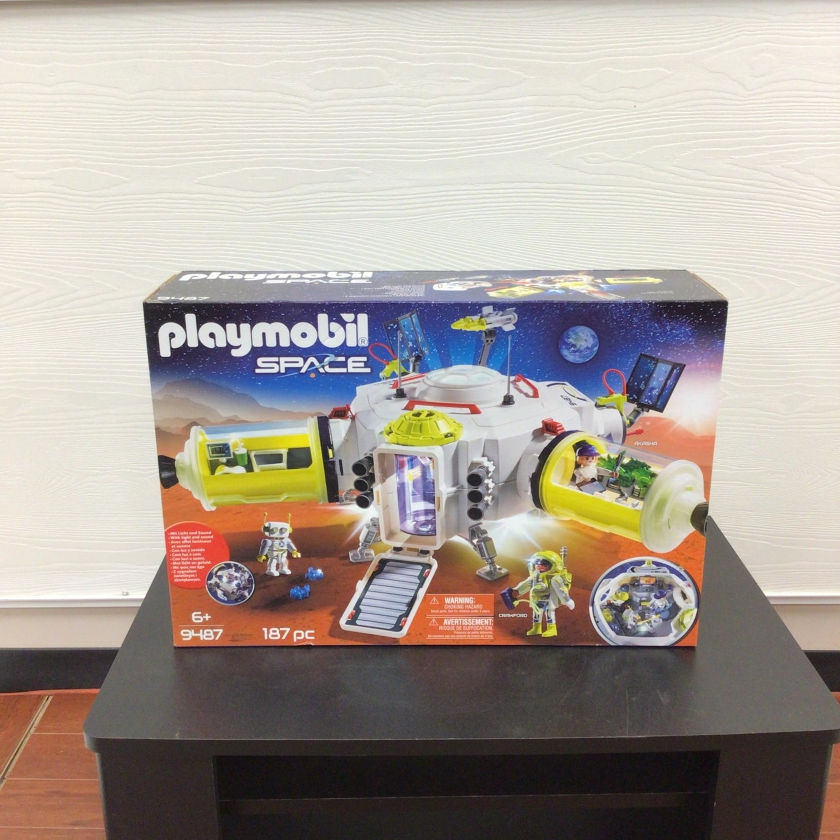 Playmobil Space Shuttle 9487