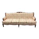 French Provincial Style Vintage Sofa