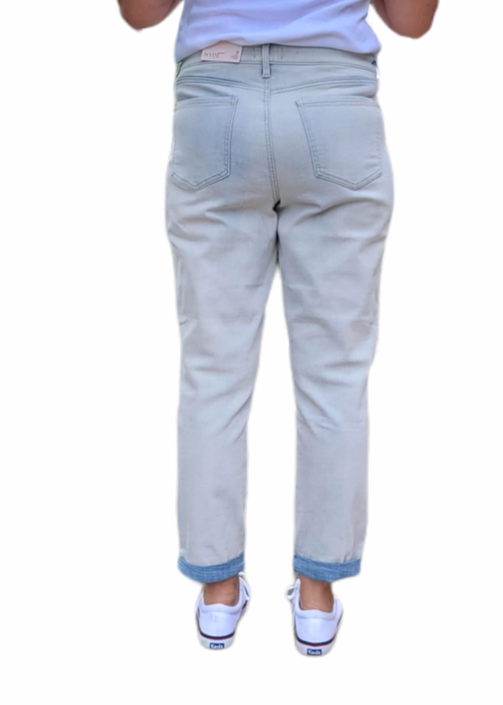 NYDJ Slim Bootcut Ankle Jeans