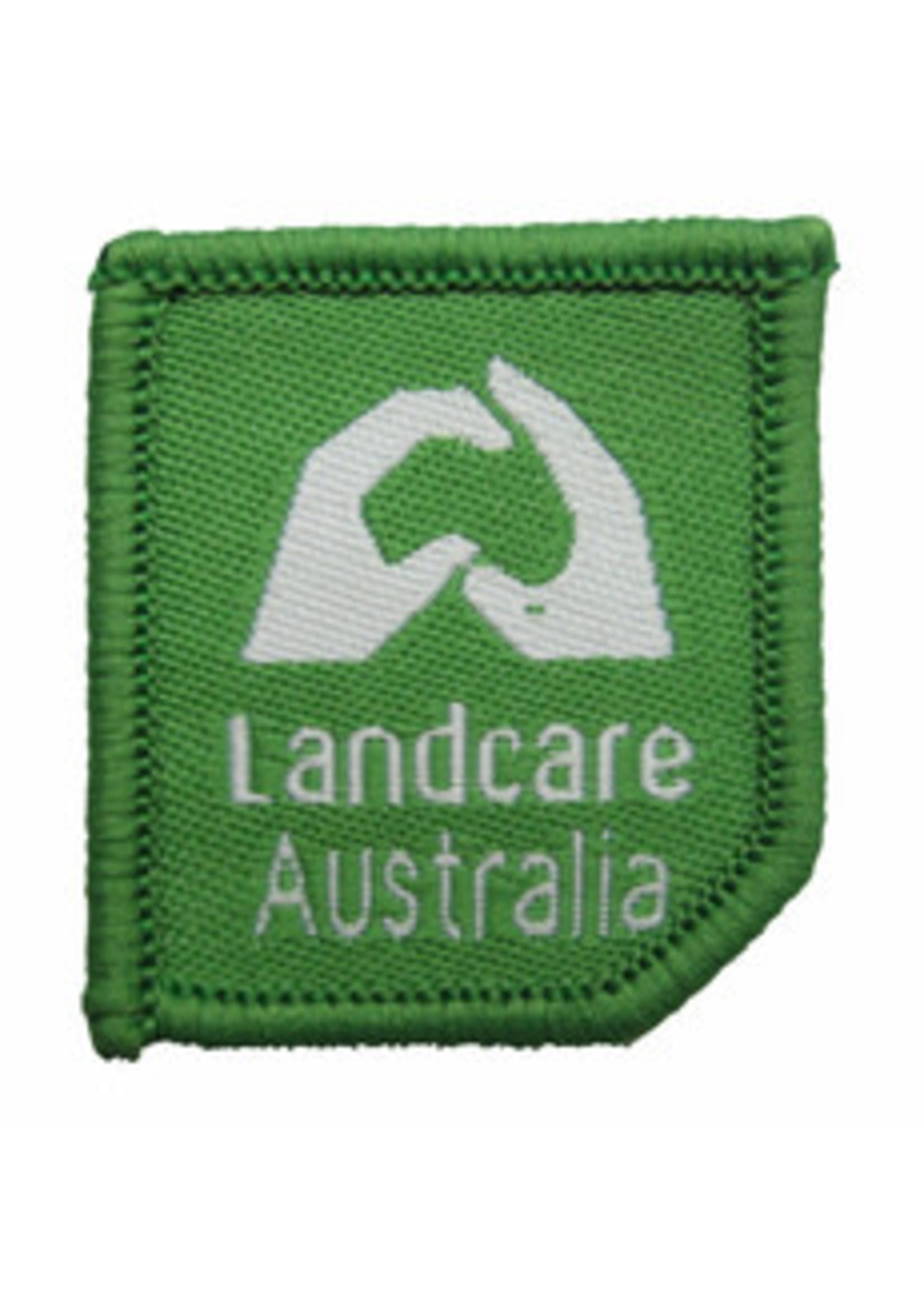 Landcare Badge
