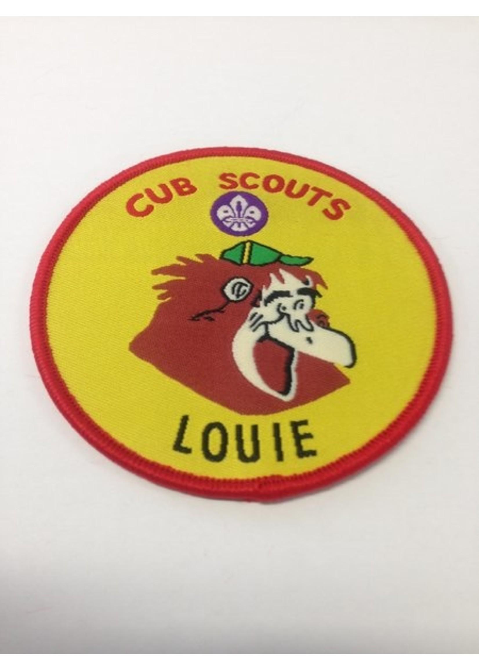 Cub Jungle Book Badge - Louie