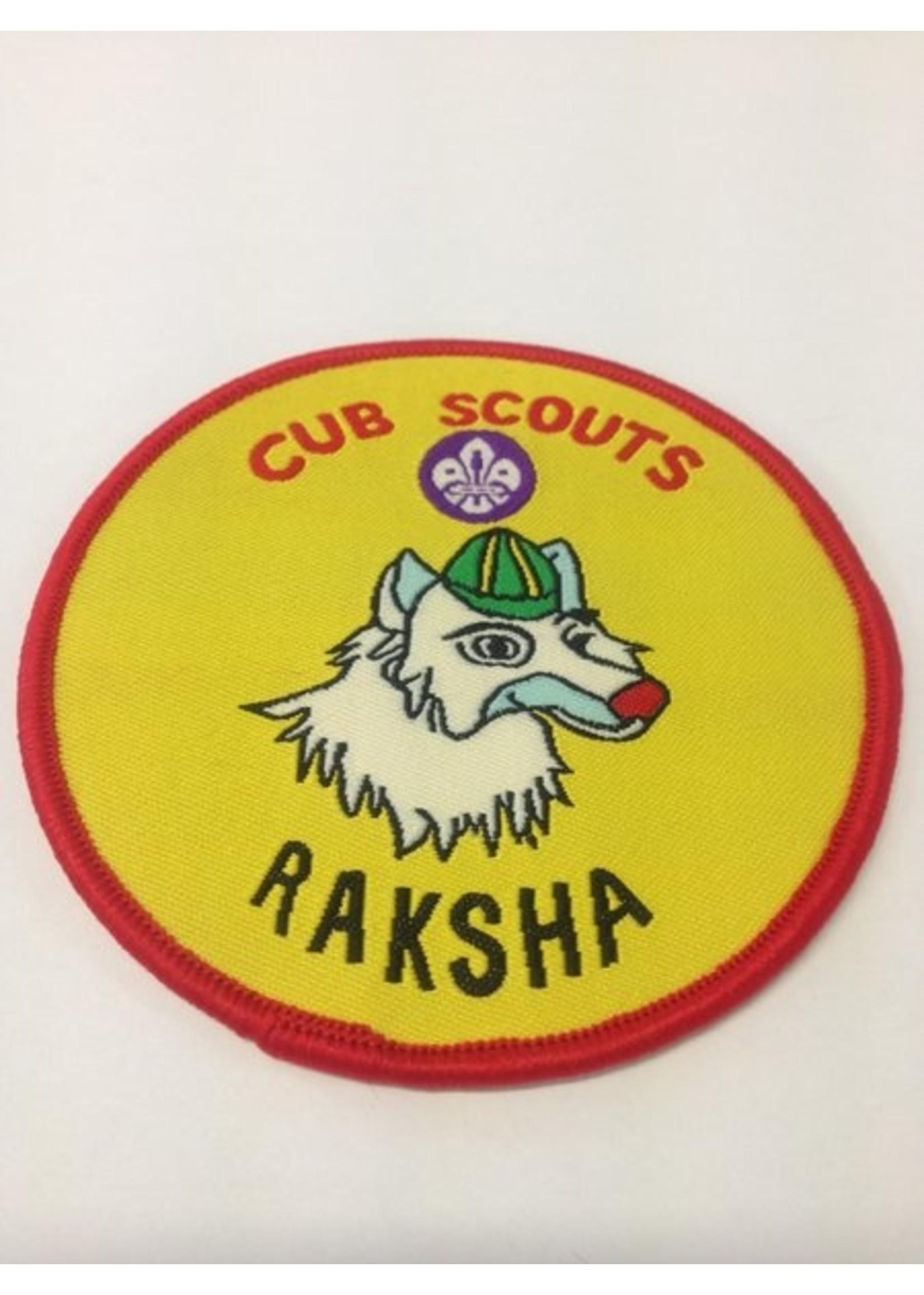 Cub Jungle Book Badge - Raksha