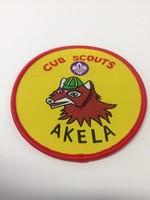 Cub Jungle Book Badge - Akela