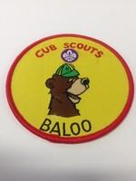 Cub Jungle Book Badge - Baloo