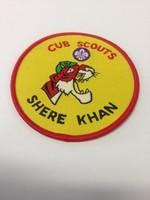 Cub Jungle Book Badge - Shere khan