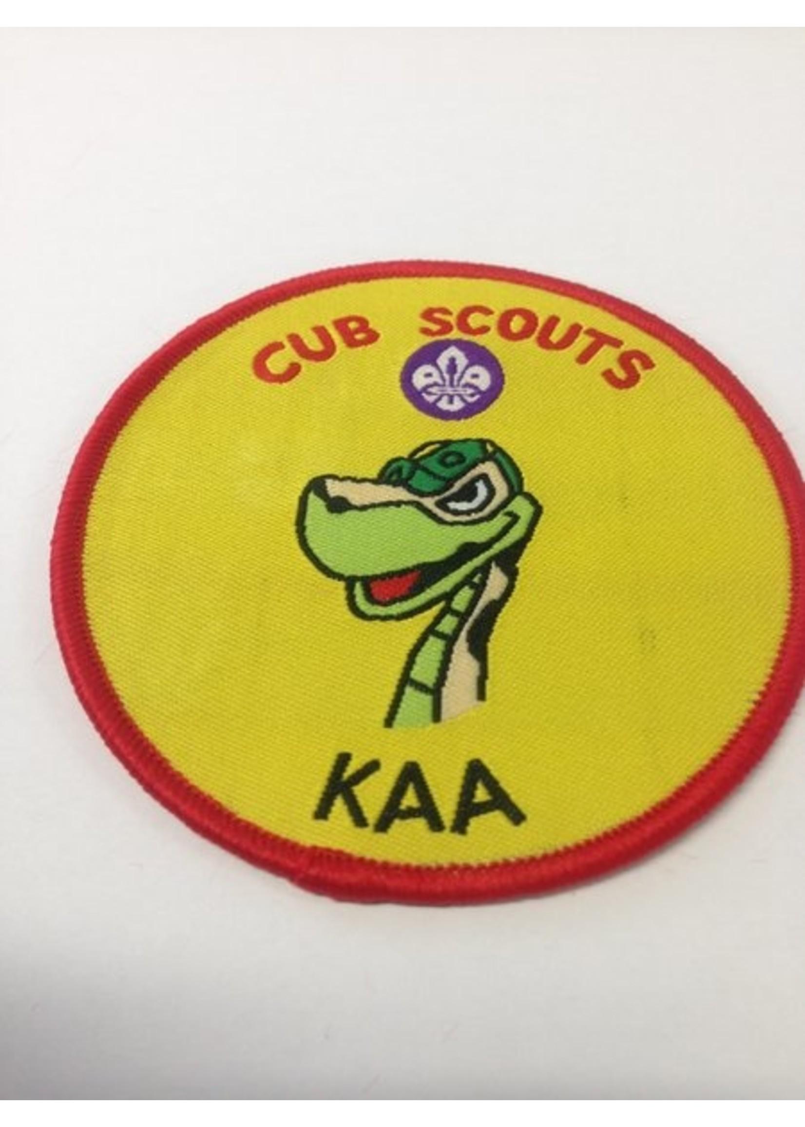 Cub Jungle Book Badge - KAA