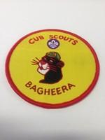 Cub Jungle Book Badge - Bagheera