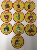 Cub Jungle Book Badge (Set of 10)