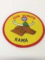 Cub Jungle Book Badge - Rama