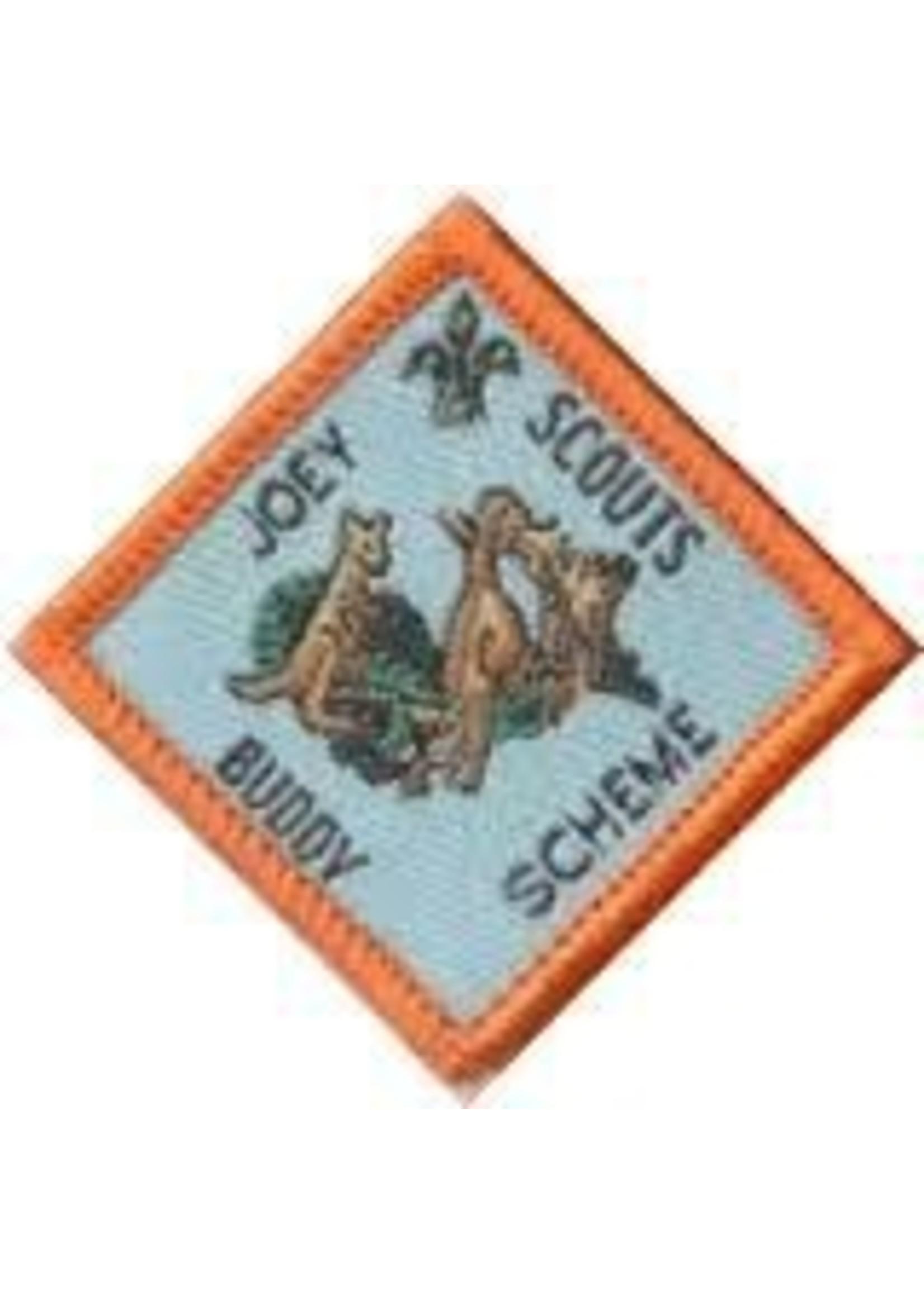 Joey Scouts - Buddy Scheme Badge