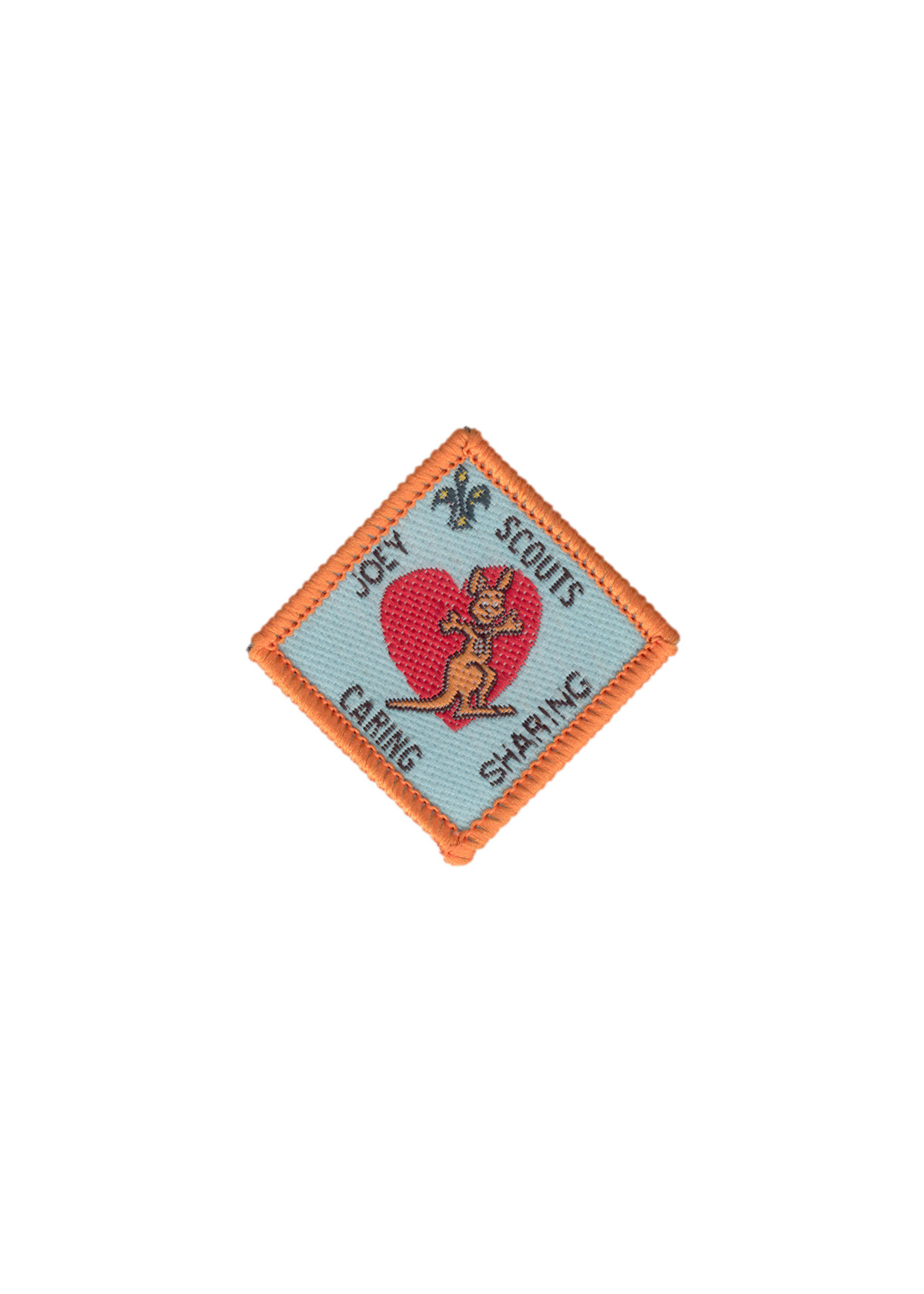 Joey Scouts - Caring Sharing Badge