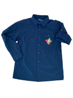 Scouts Navy Long Sleeve Shirt