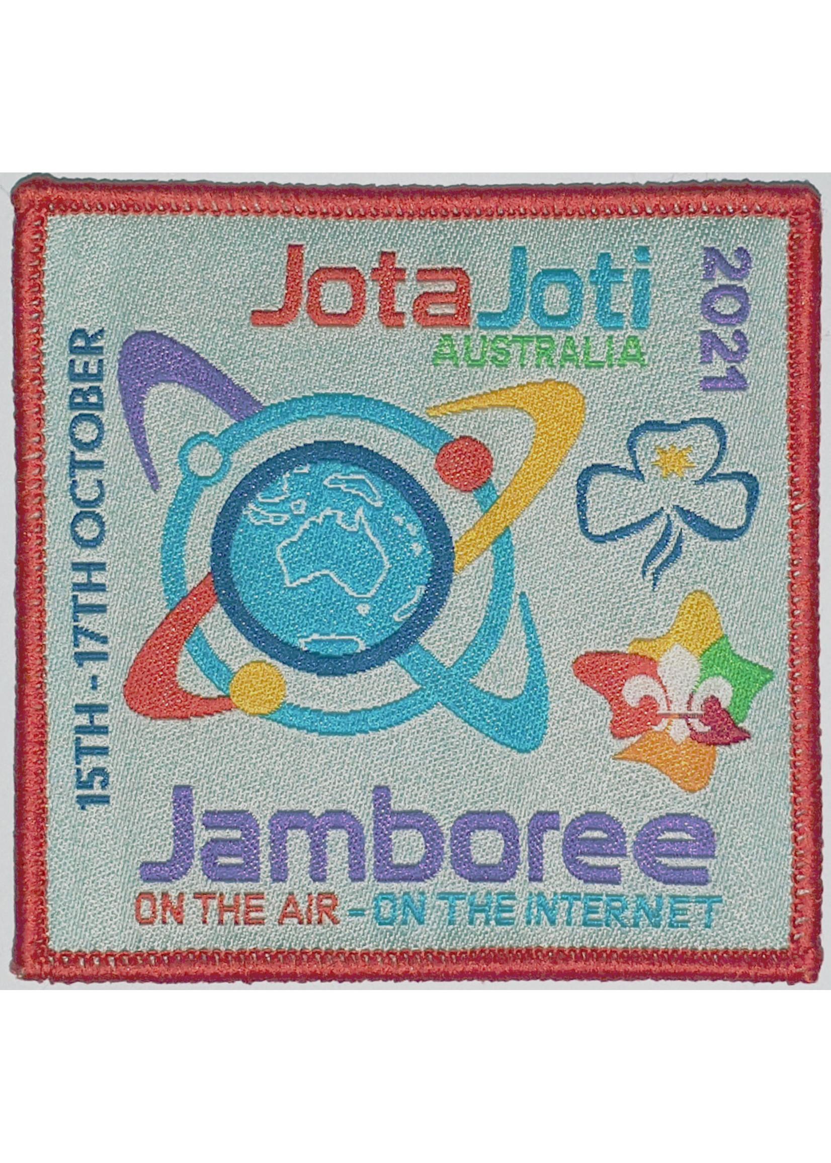 2021 JOTA/JOTI Badge
