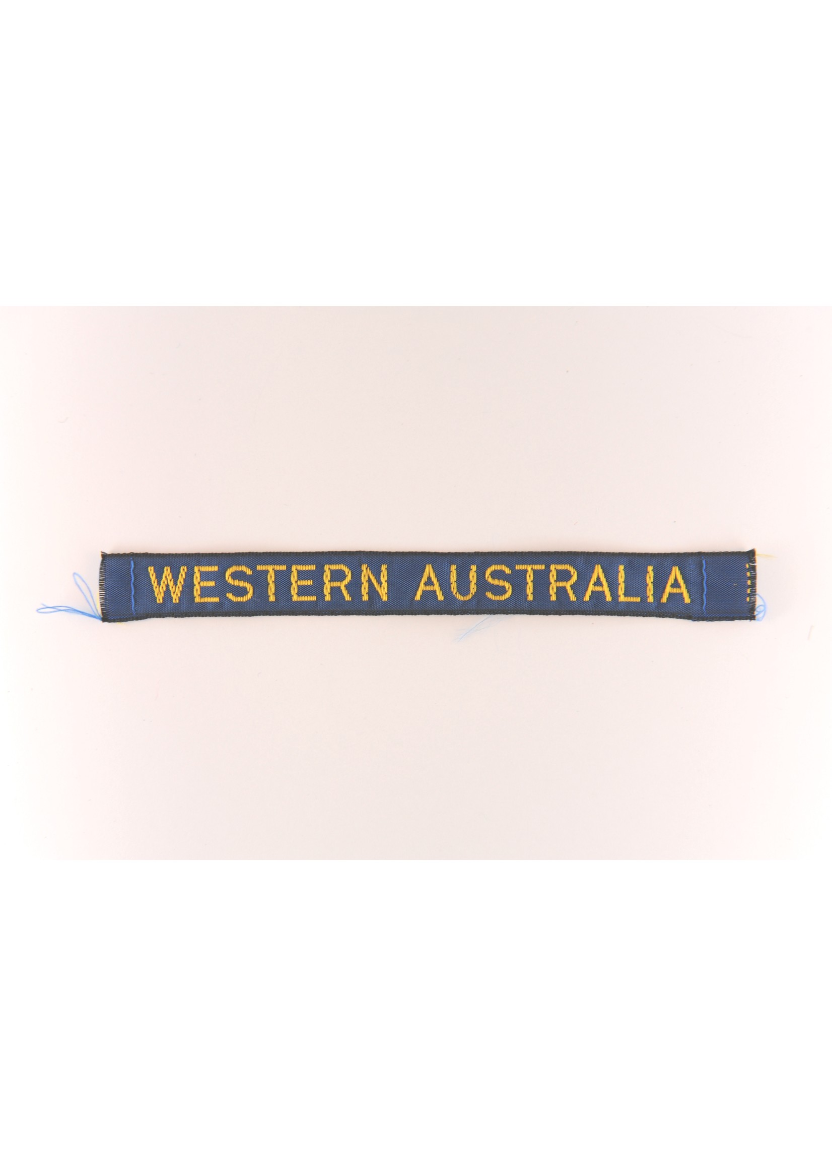WA Name tape