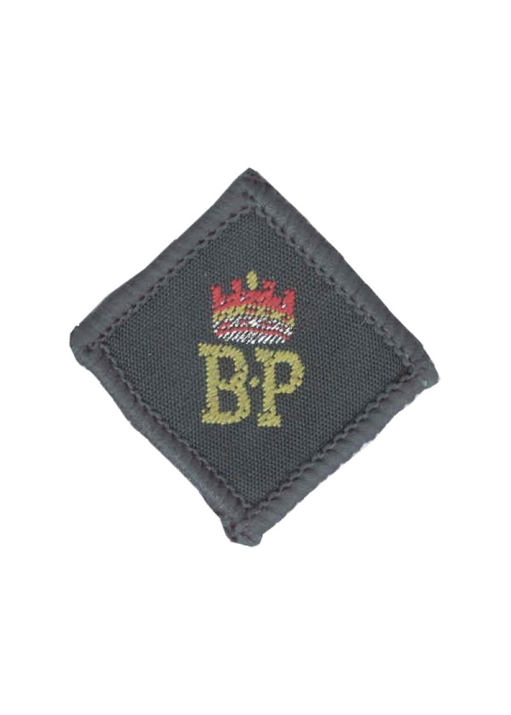 BP Miniature Badge
