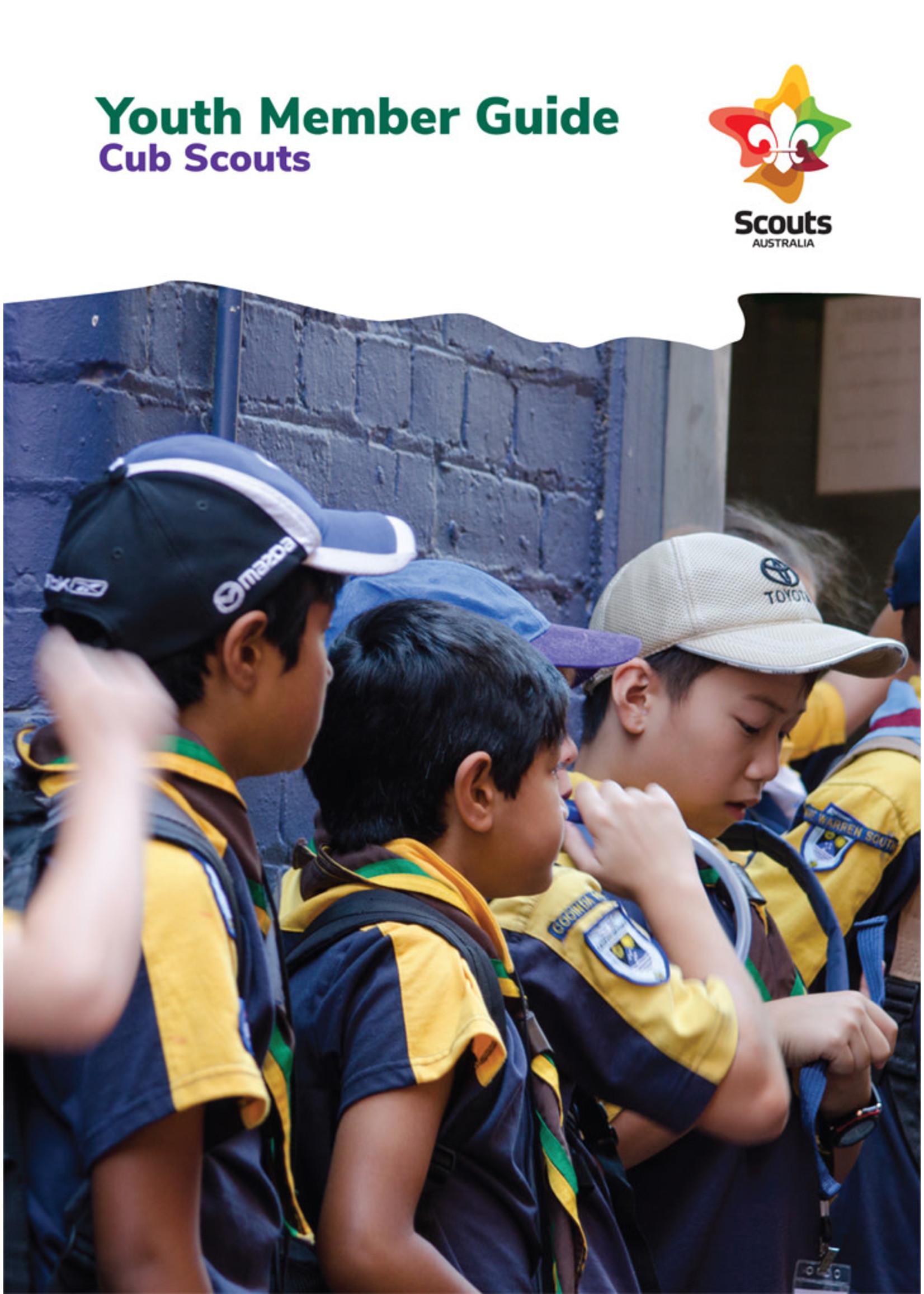 Cub Scout Member Guide