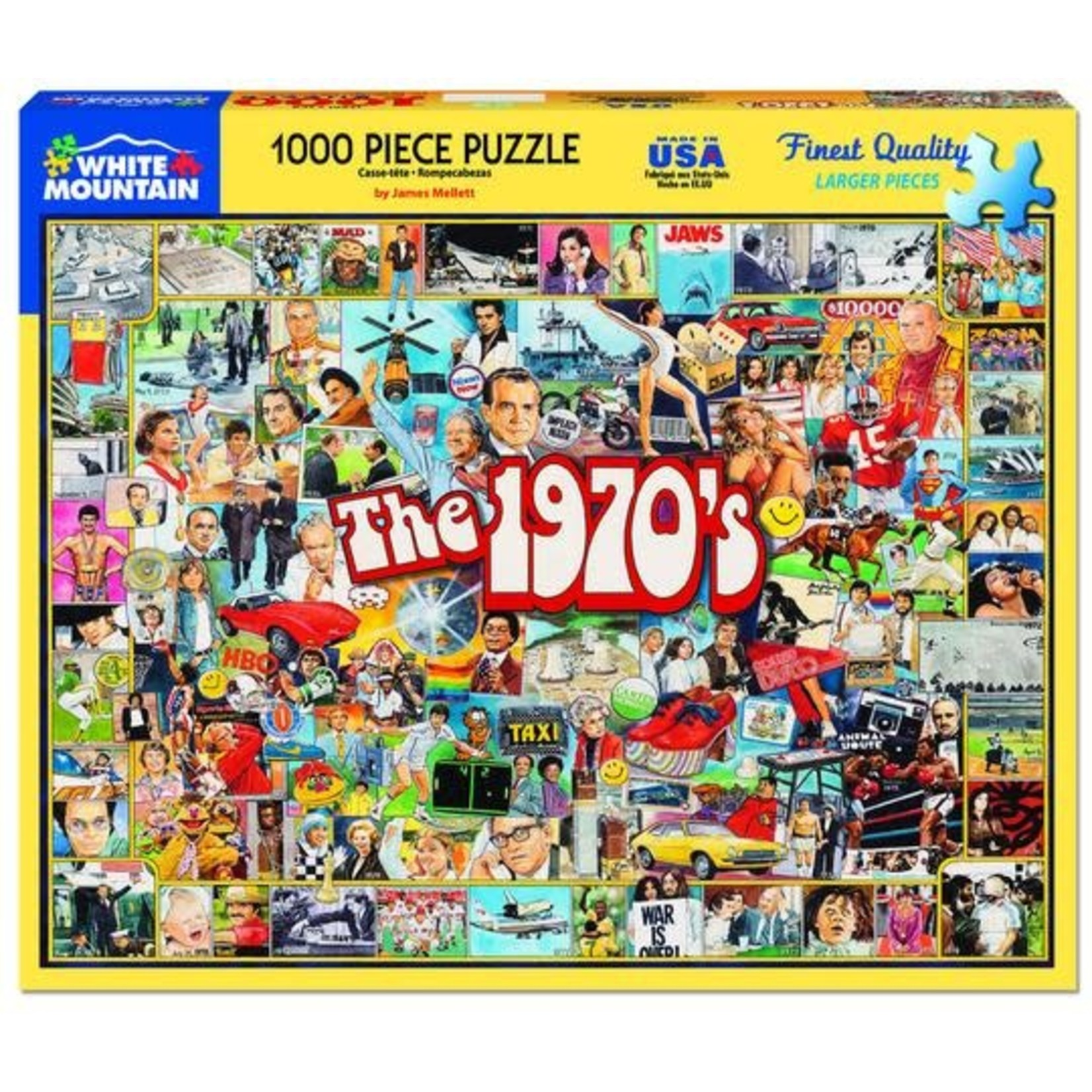 THE 1970'S PUZZLE