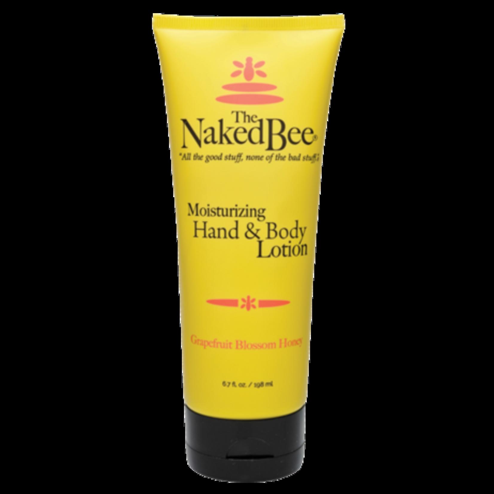 Naked Bee GRAPEFRUIT BLOSSOM HONEY HAND & BODY LOTION