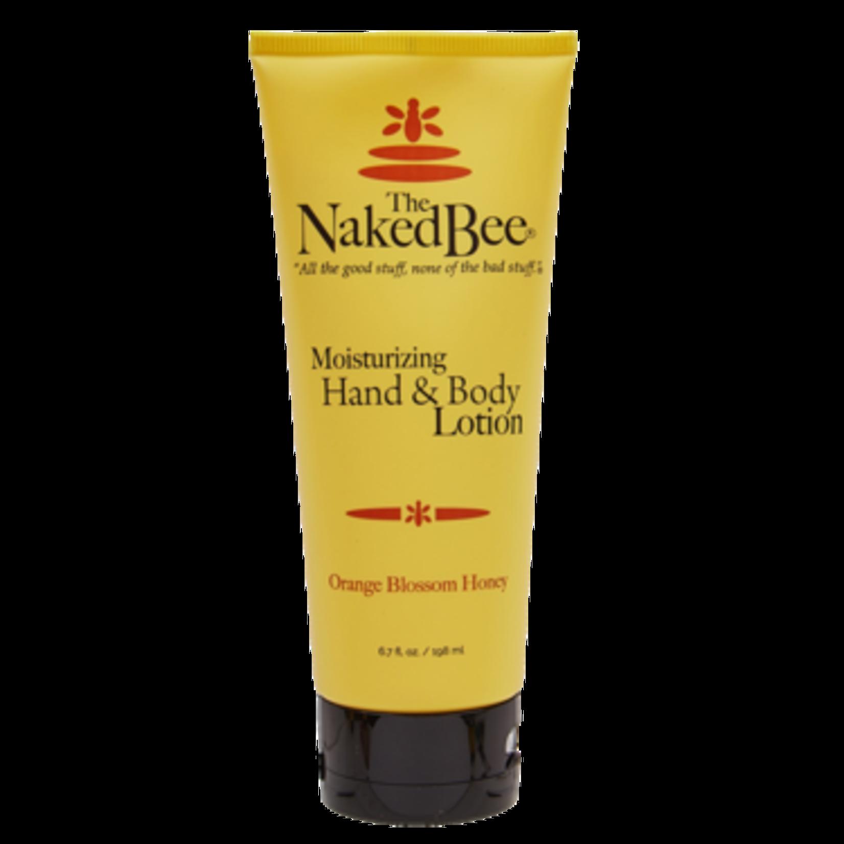 Naked Bee ORANGE BLOSSOM HONEY HAND & BODY LOTION