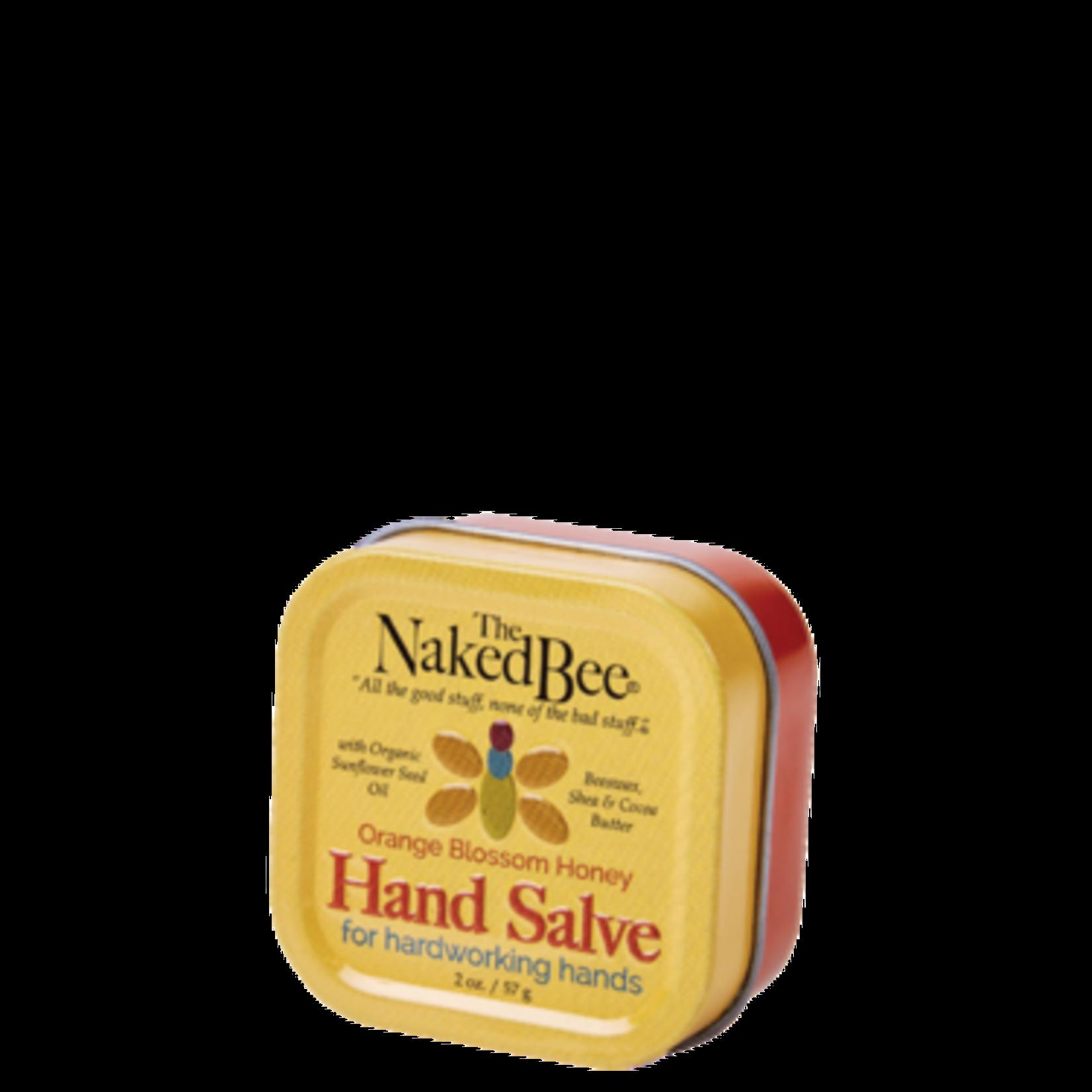 Naked Bee ORANGE BLOSSOM HONEY HAND SALVE