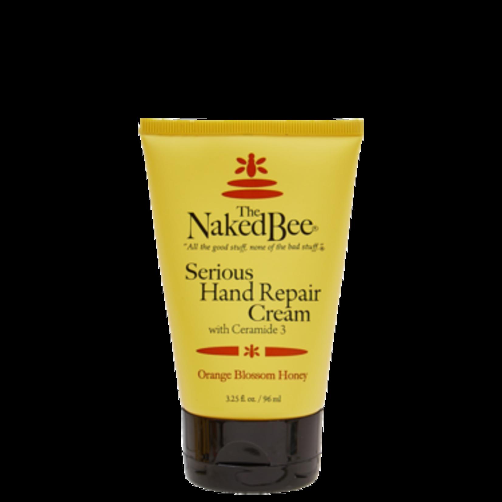 Naked Bee SERIOUS HAND REPAIR CREAM IN ORANGE BLOSSOM HONEY