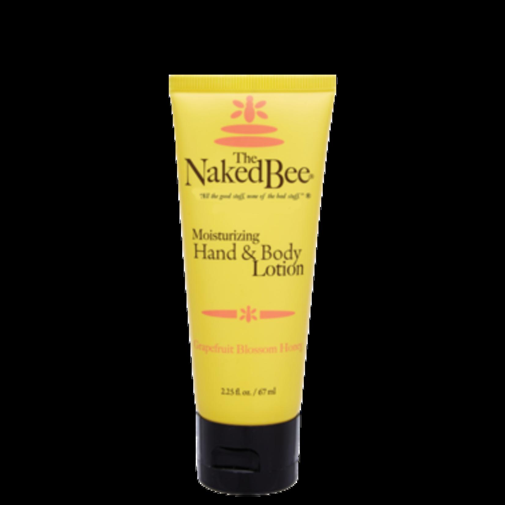 Naked Bee GRAPEFRUIT BLOSSOM HONEY & HAND LOTION