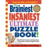 BRAINIEST INSANIEST PUZZLE BOOK