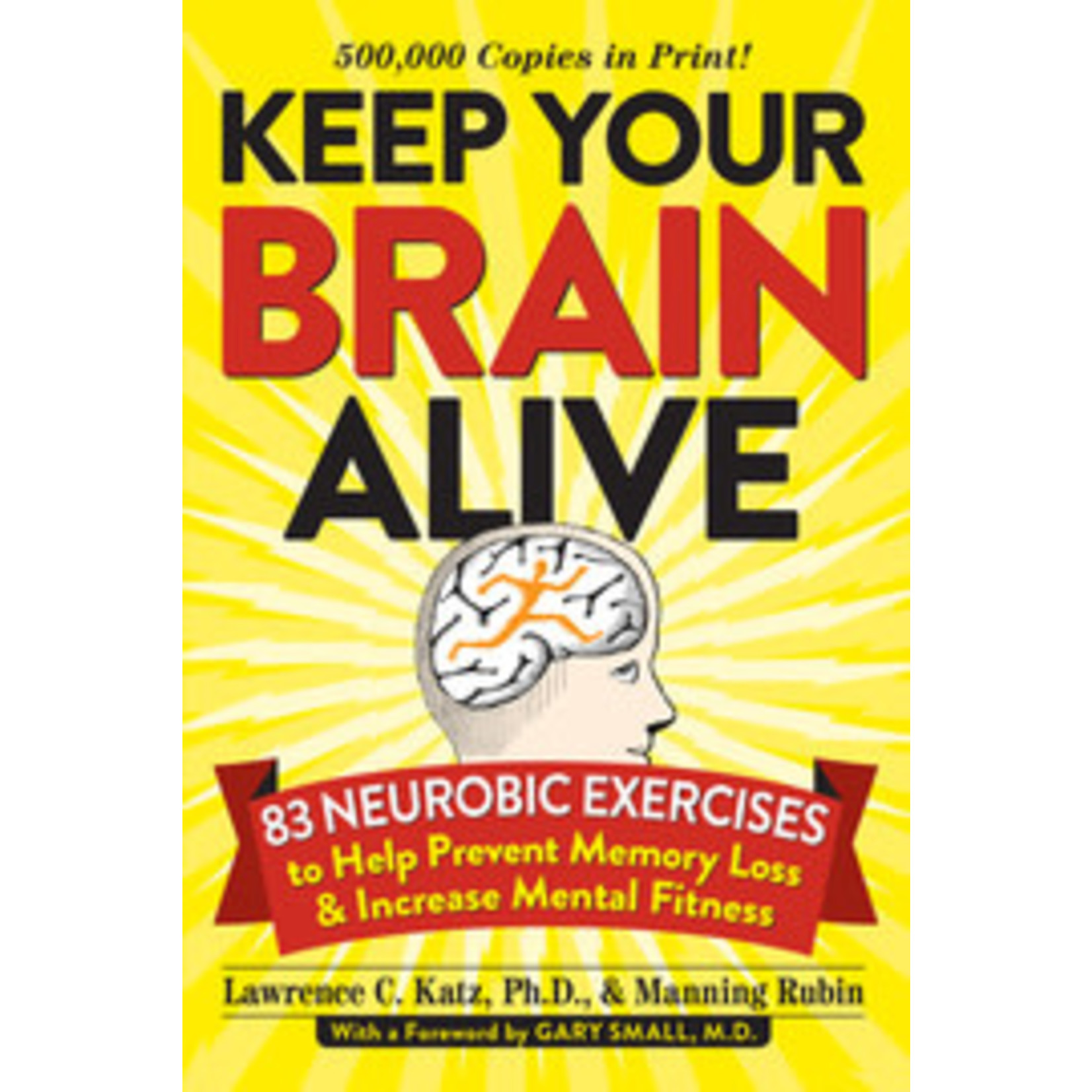 KEEP YOUR BRAIN ALIVE BOOK