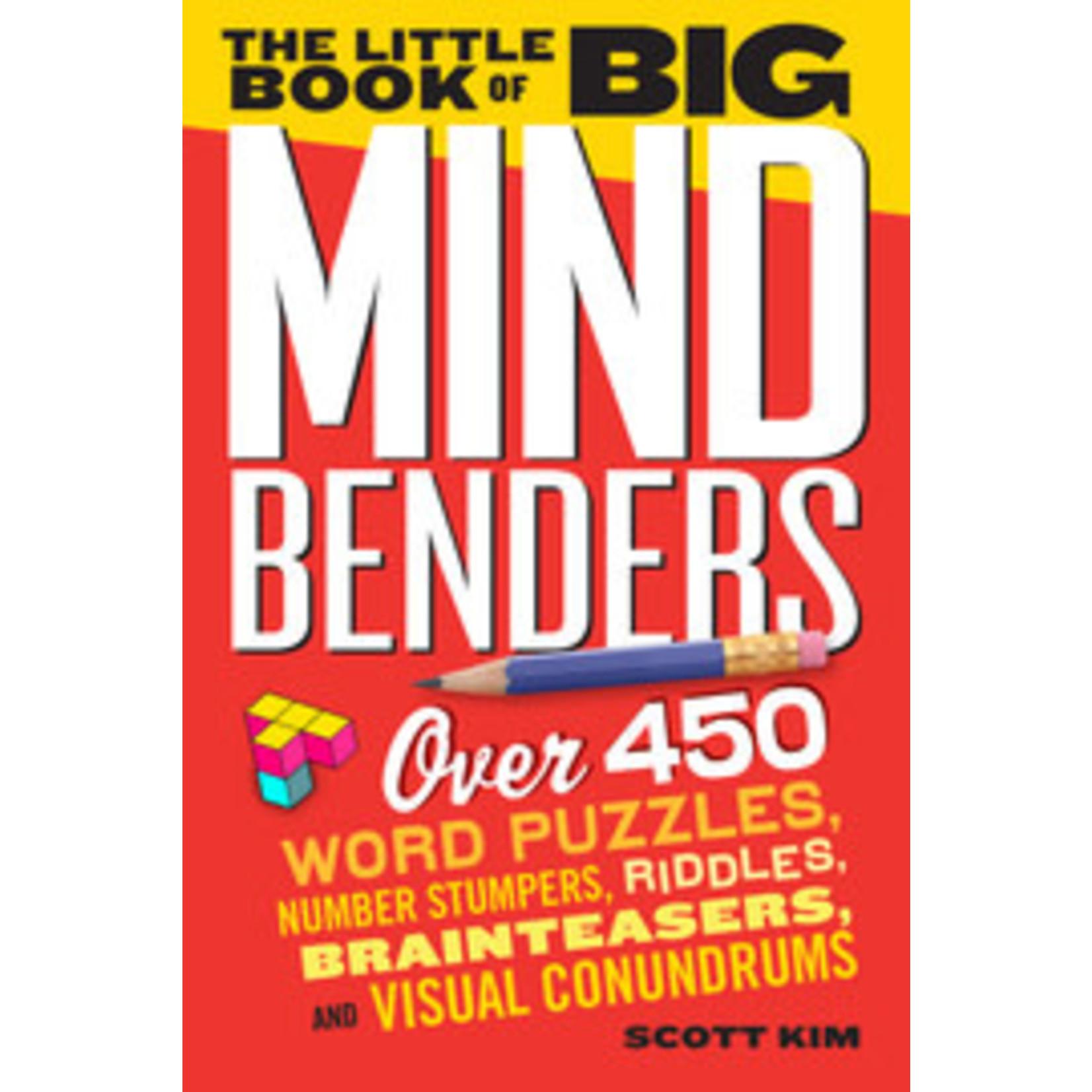 LITTLE BIG BOOK OF MIND BENDER