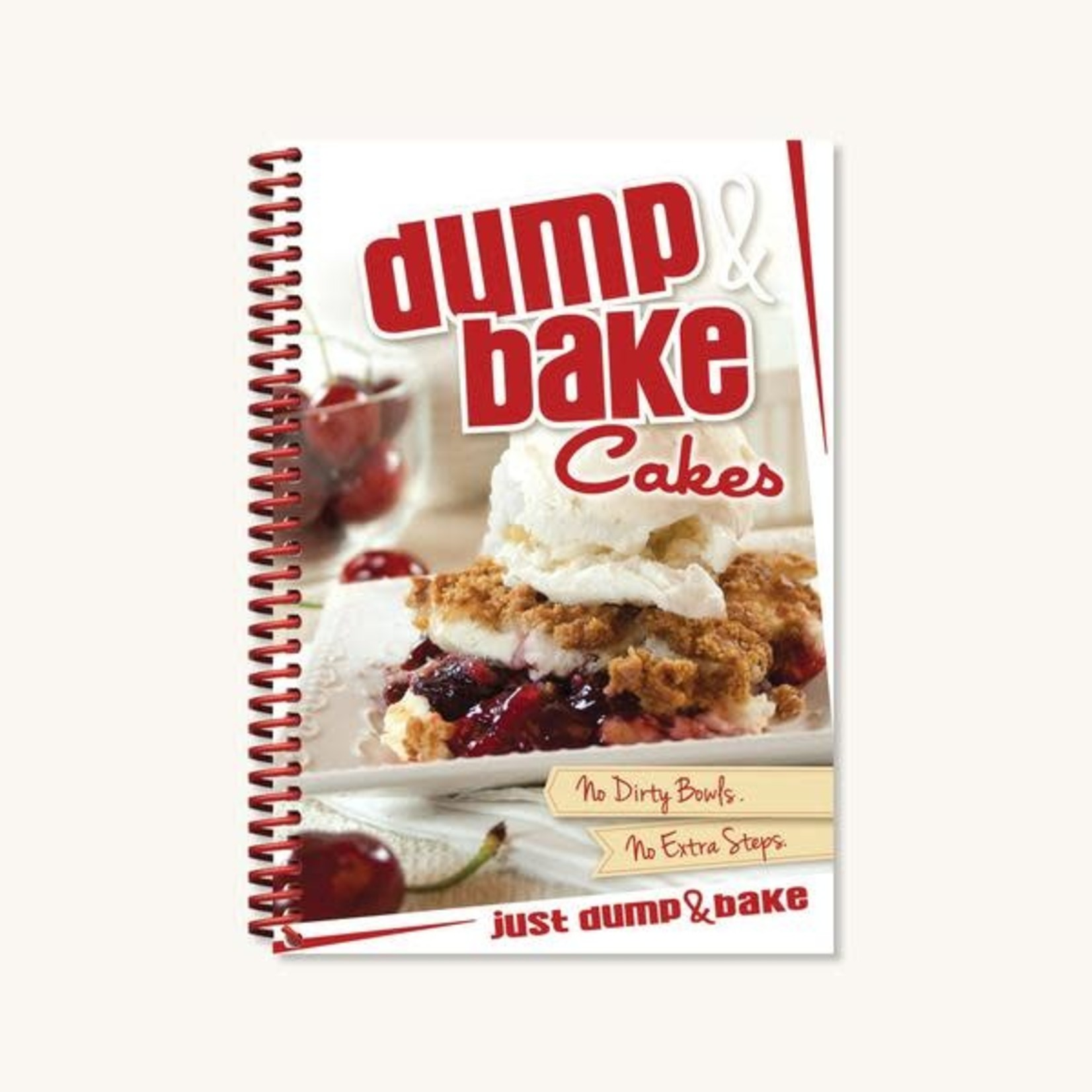DUMP BAKE CAKES COOKBOOK