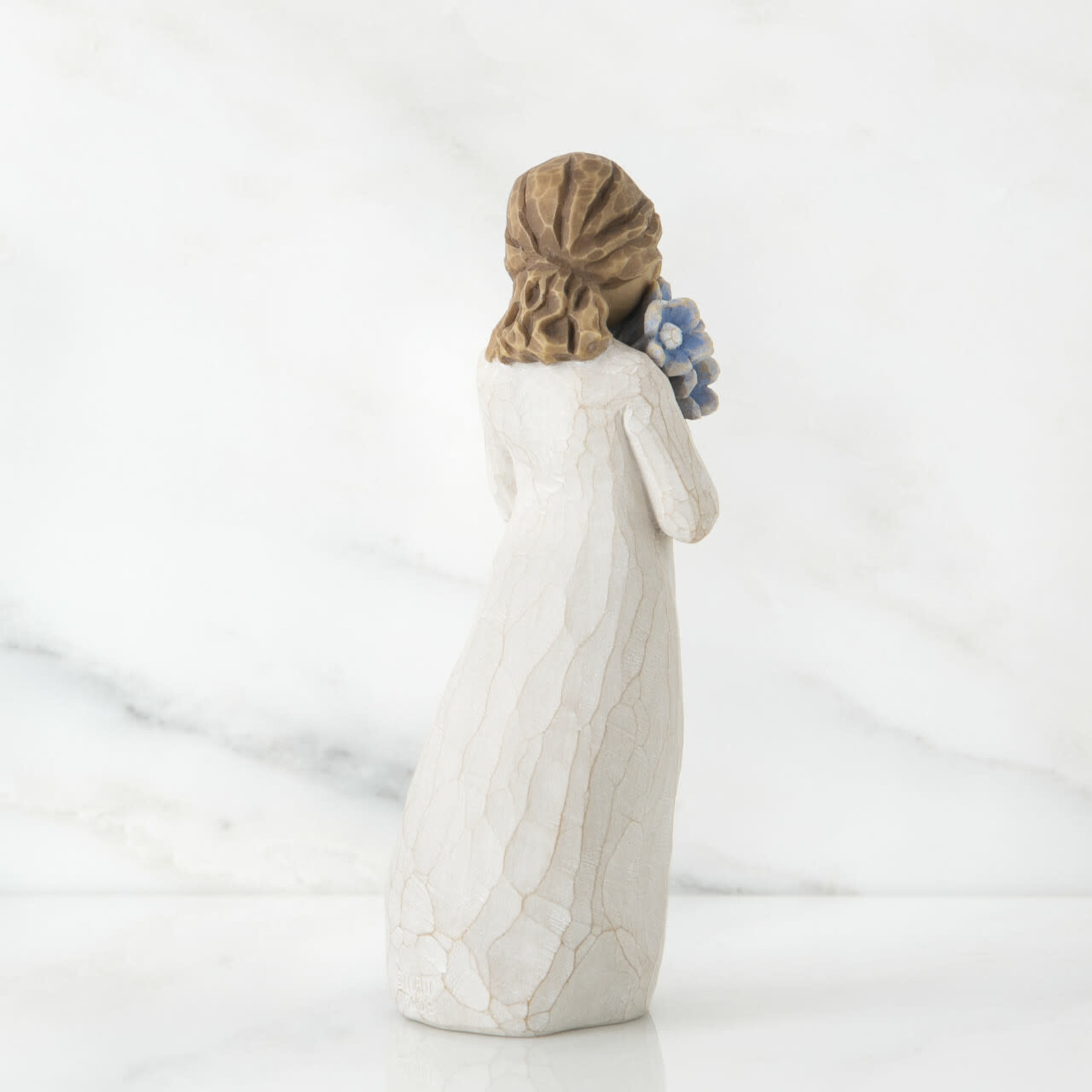 FORGET-ME-NOT FIGURINE