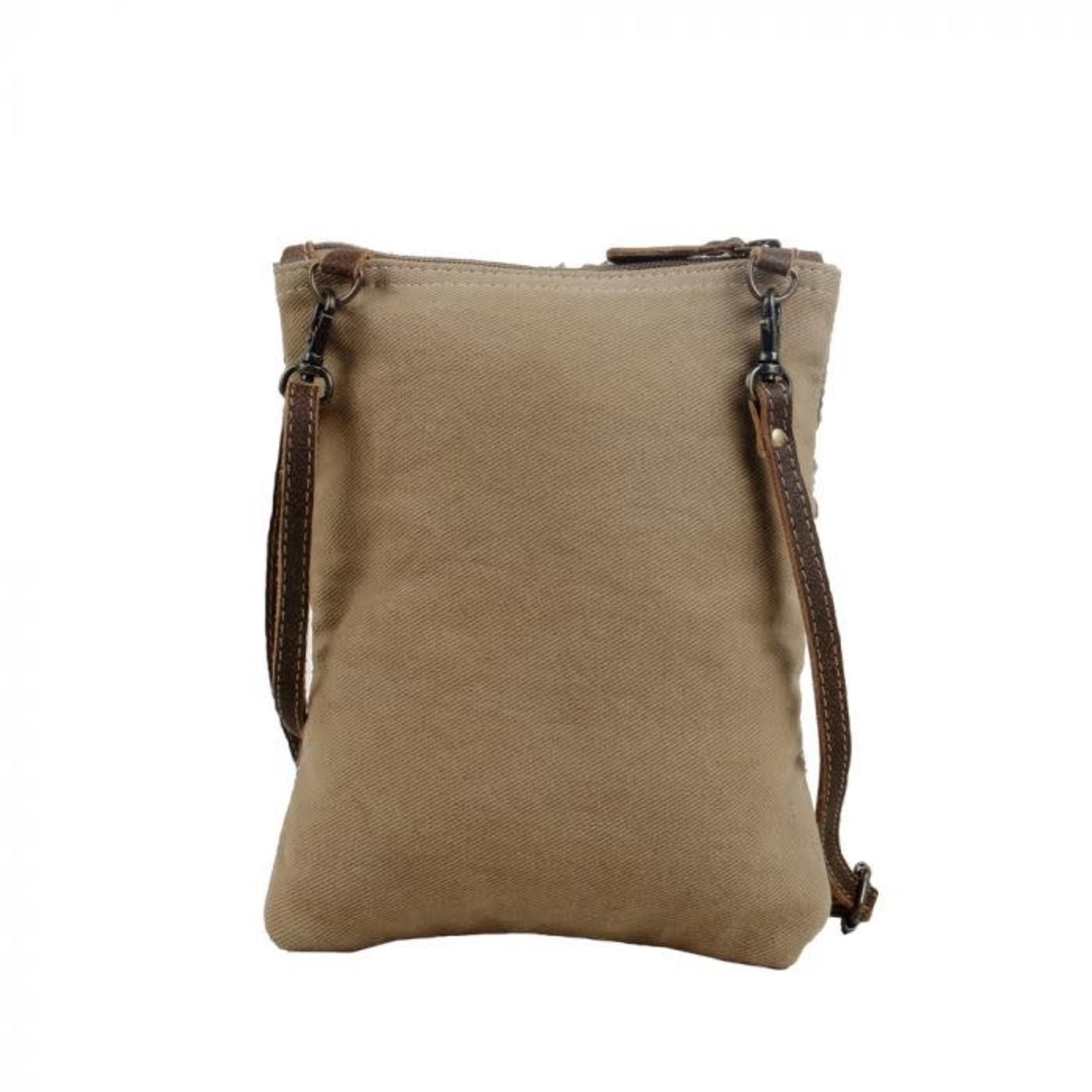 SIMPLE SOBER SMALL CROSSBODY BAG