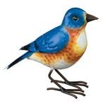 BLUE BIRD METAL SONGBIRD