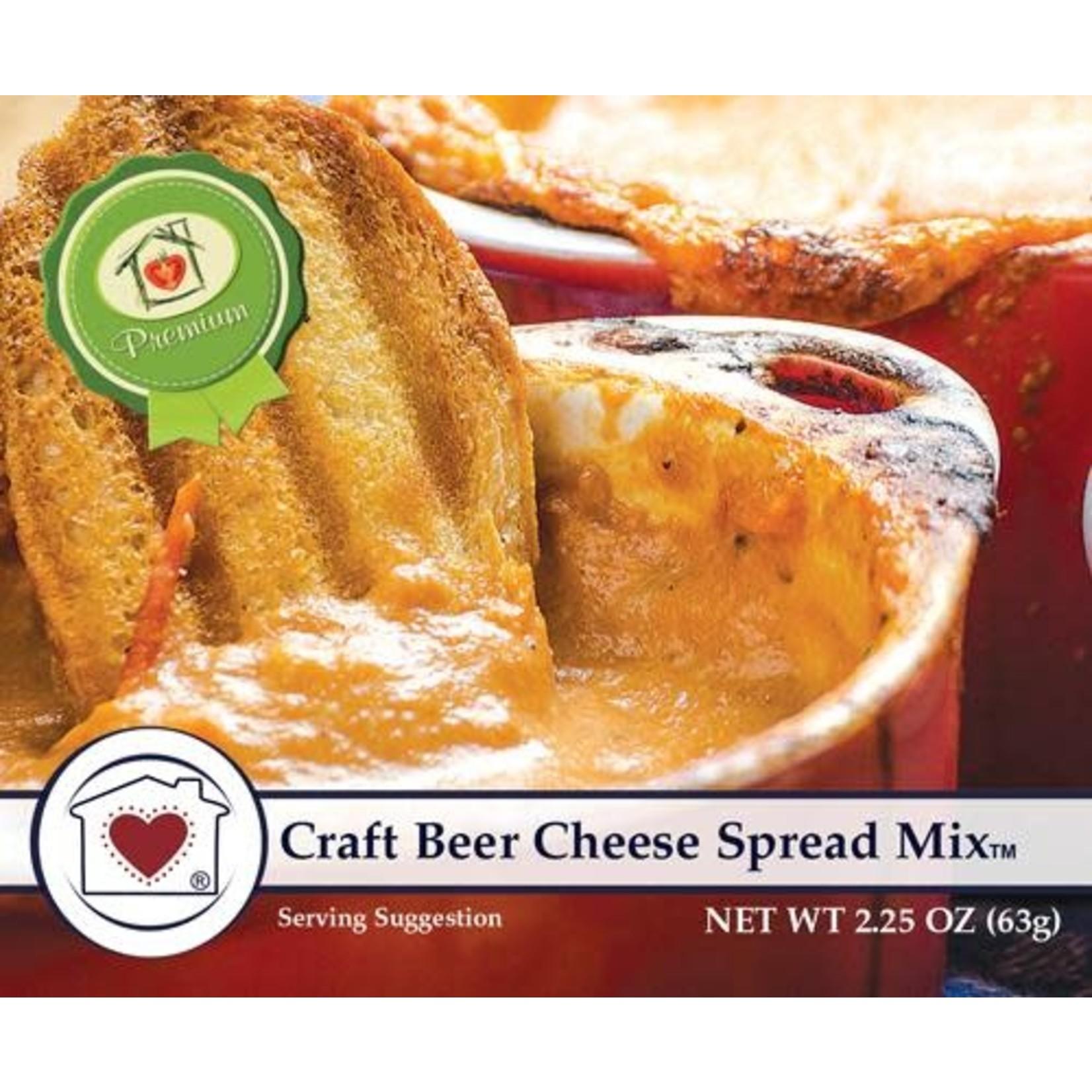 CRAFT BEER CHEESE MIX DIP
