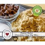 PEANUT BUTTER CHOCOLATE CHIP DIP MIX
