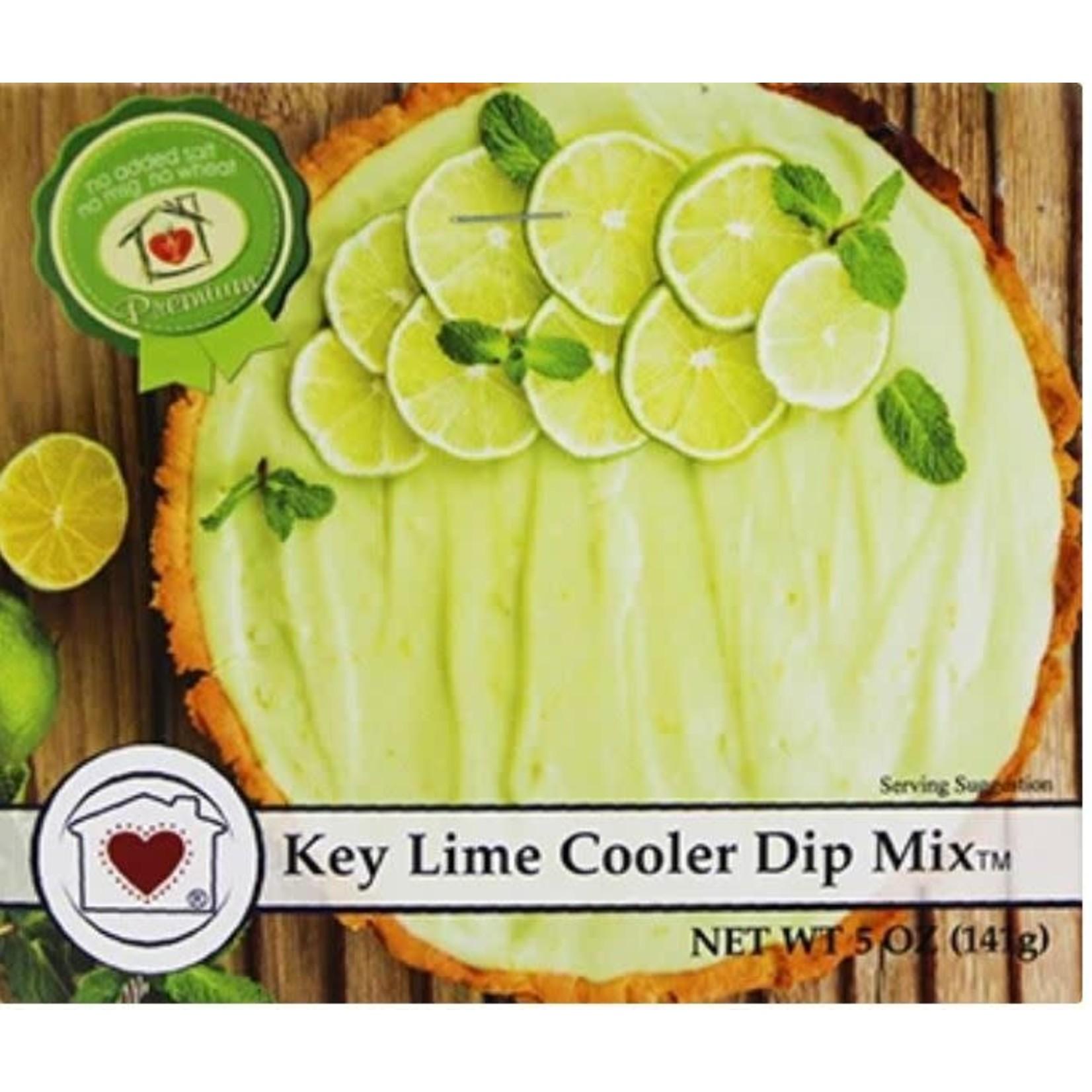 KEY LIME COOLER DIP MIX