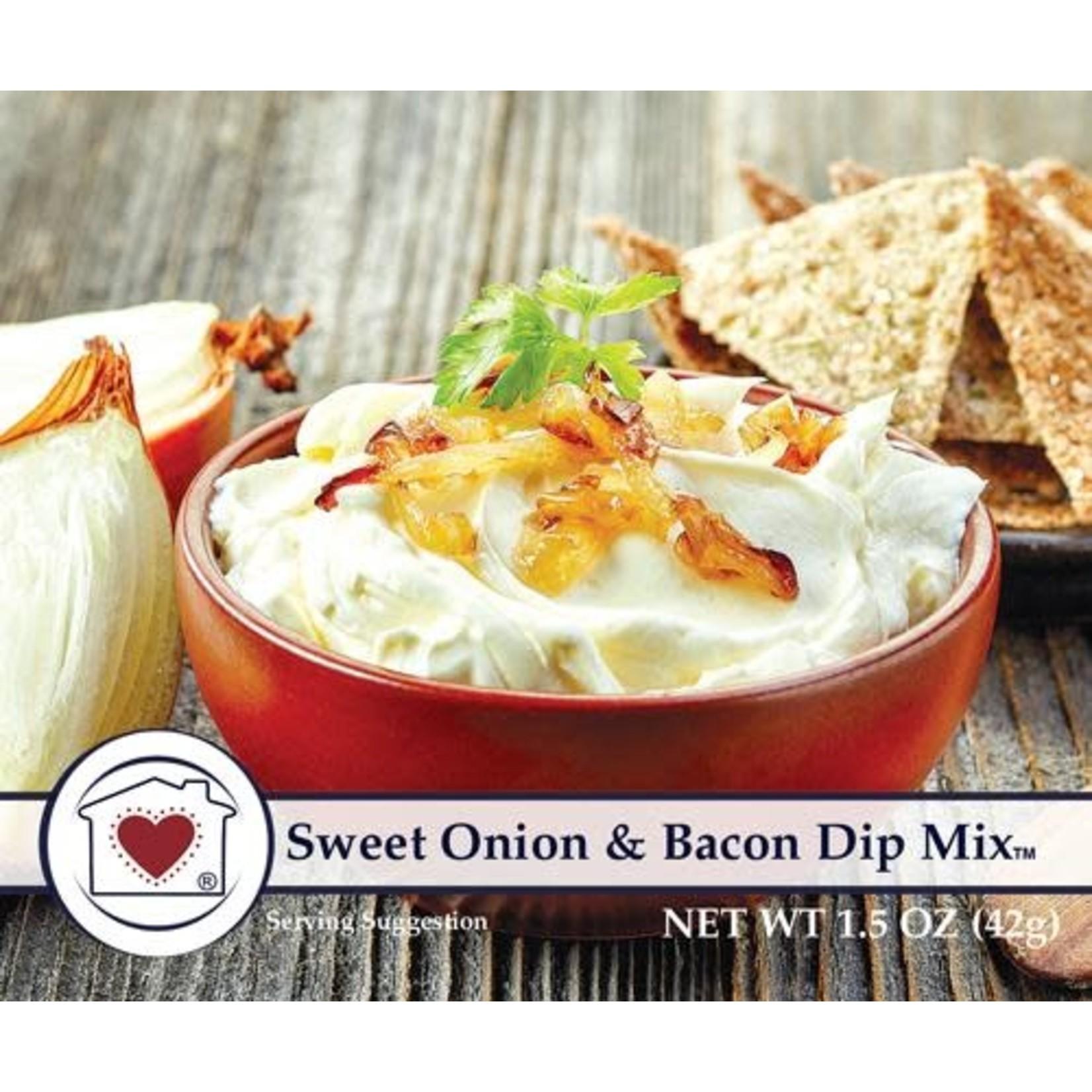 SWEET ONION & BACON DIP MIX