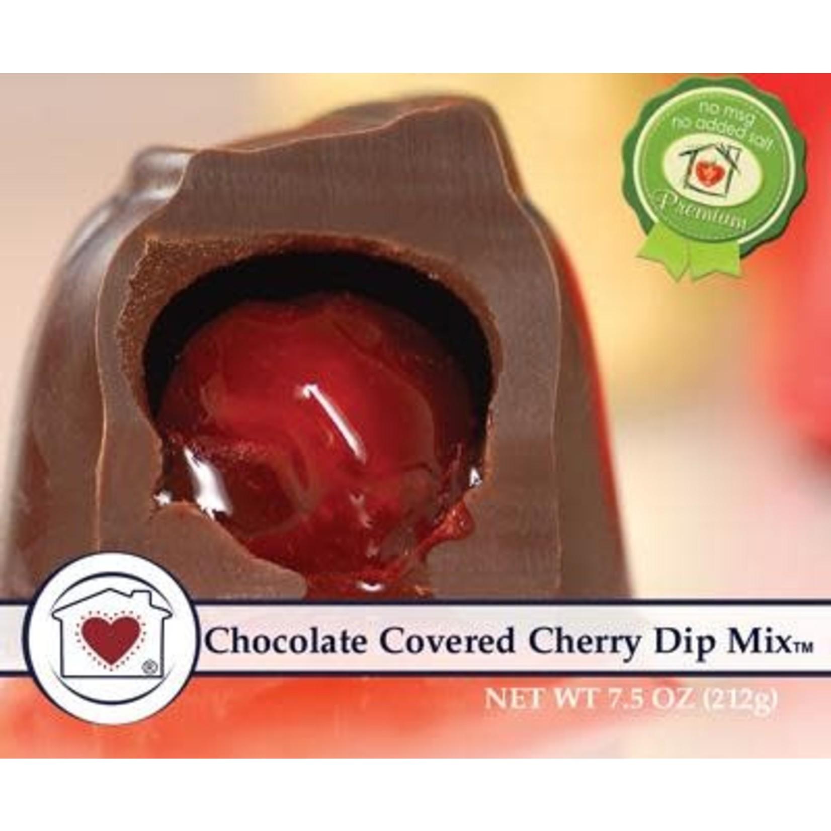 CHOCOLATE COVERED CHERRY DIP MIX
