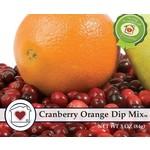CRANBERRY ORANGE DIP MIX