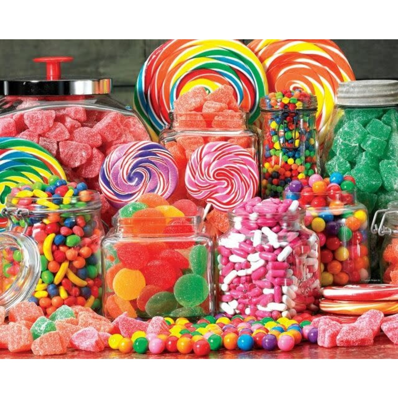 CANDY GALORE PUZZLE