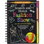 SCRATCH & SKETCH FASHION SHOW