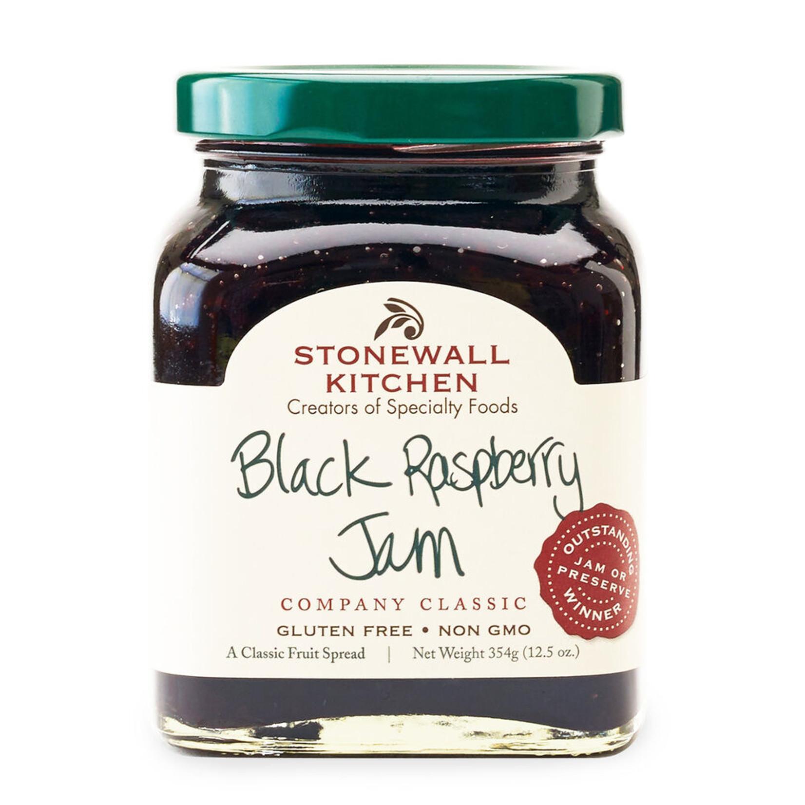 Stonewall Kitchen BLACK RASPBERRY JAM