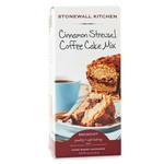 Stonewall Kitchen CINNAMON STREUSEL COFFEE CAKE MIX