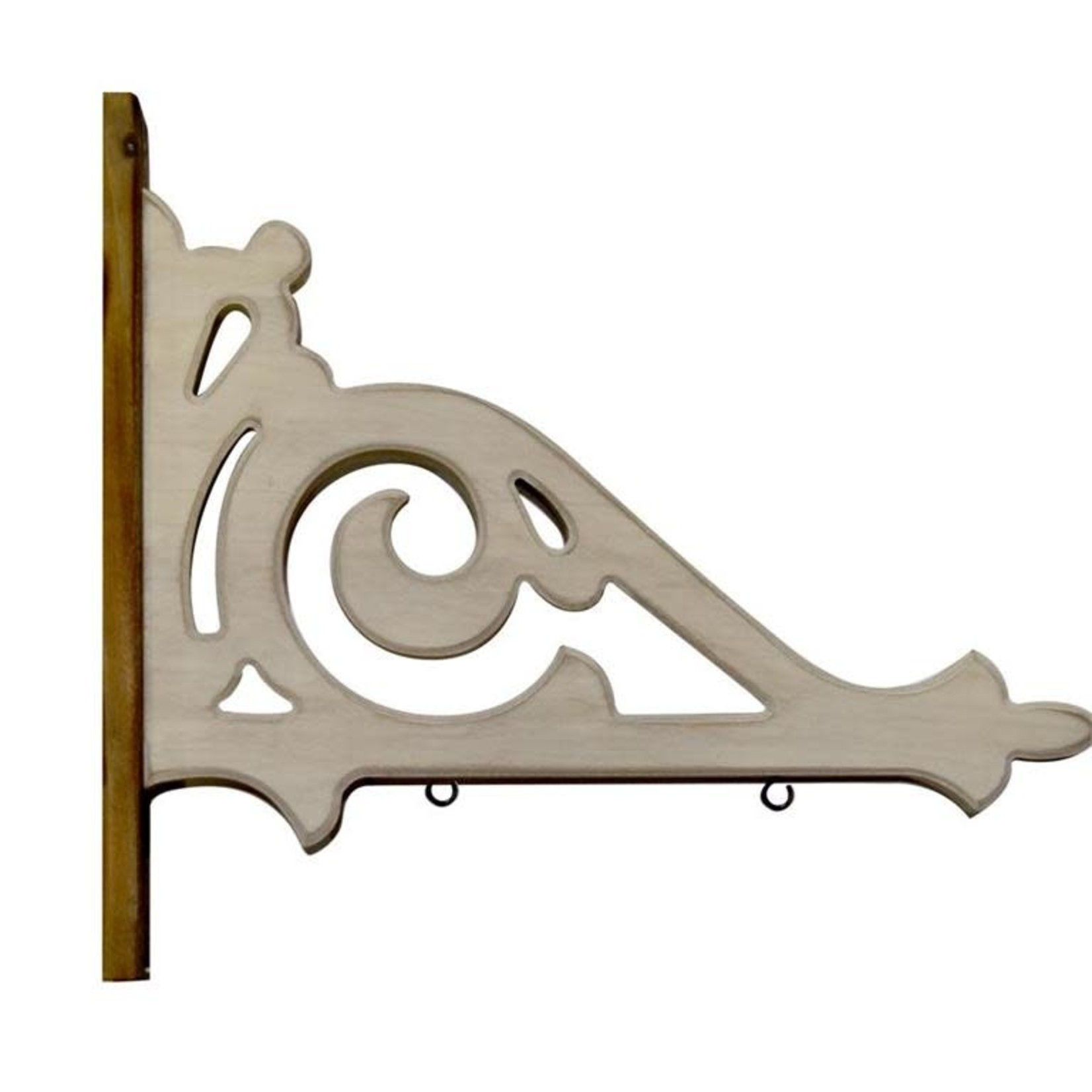 17 INCH ARCHITECTURAL WOOD ARROW HLDR