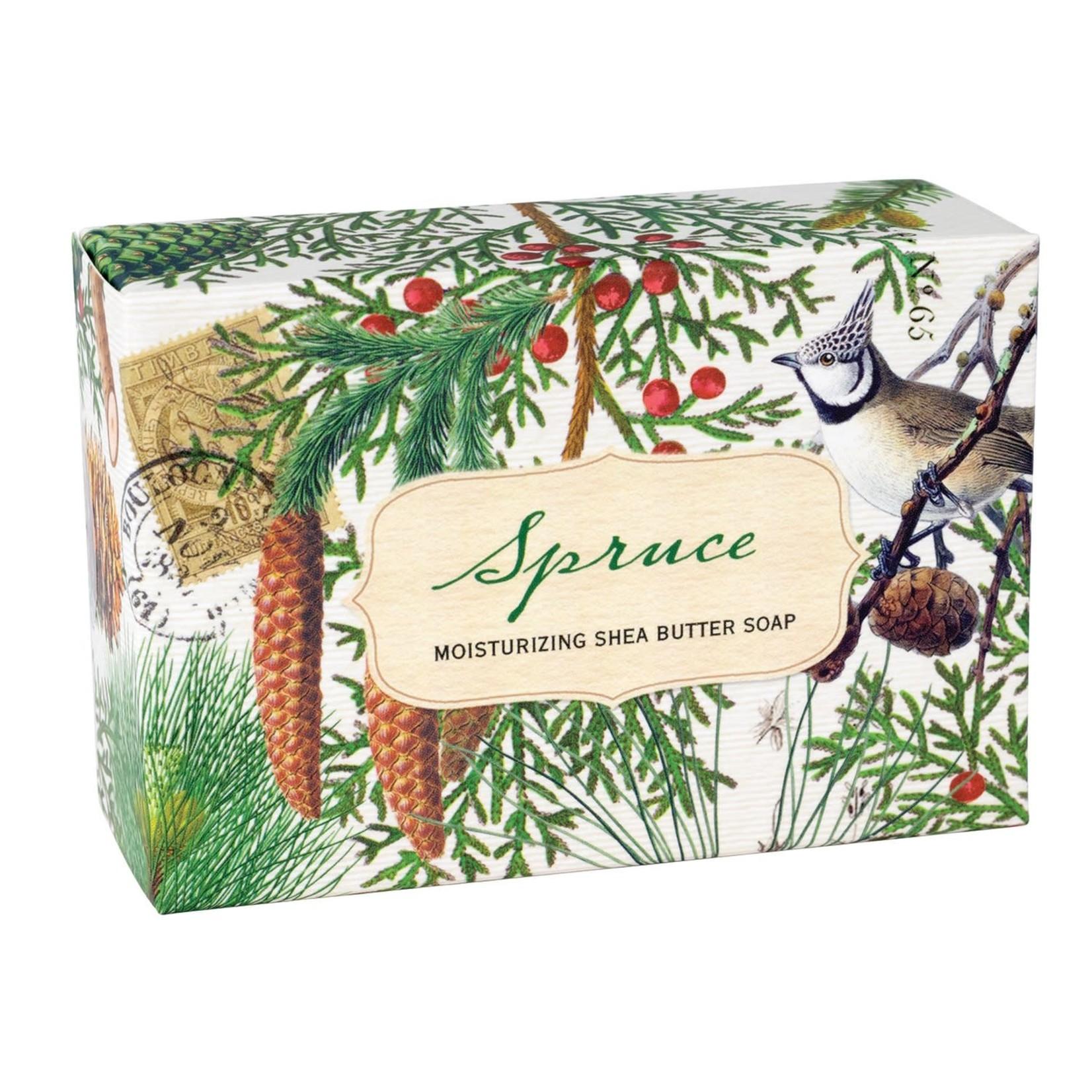 Michel Designs SPRUCE BOXED SOAP