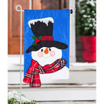 BABY ITS COLD OUTSIDE GARDEN FLAG