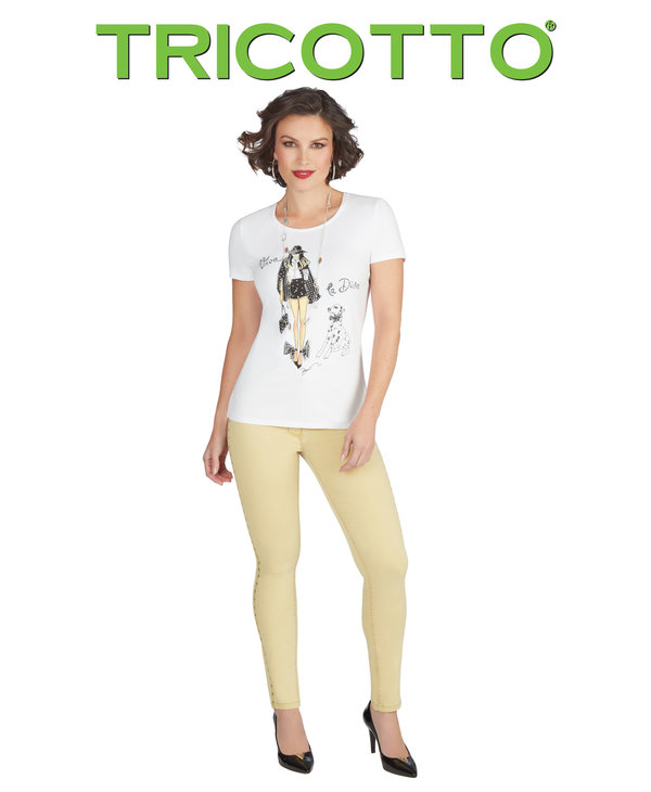 Jeans Tricotto 535